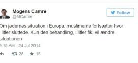إدانة سياسي دنماركي بتهمة العنصرية ضد المسلمين