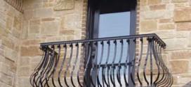 أبواب وشرفات
