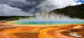 Yellowstone Eruption