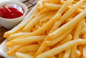 البطاطس المحمرة