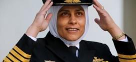 اضطهاد ضابطة أسترالية مسلمة من اليمين المتطرف
