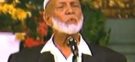 Is Jesus God? Ahmed Deedat VS Stanley Sjoberg