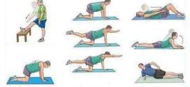 تمرينات للتقليل من آلام الظهر السفلية