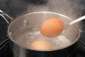سلق بيض!! ليس بهذه البساطة!!